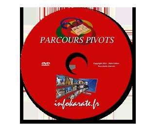 DVD parcours pivots